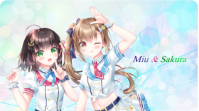 miu&sakura_summer_playmat